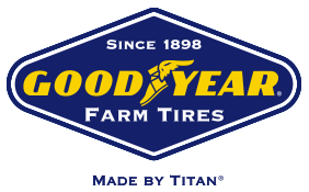 Goodyear Farm Tires Made by Titan