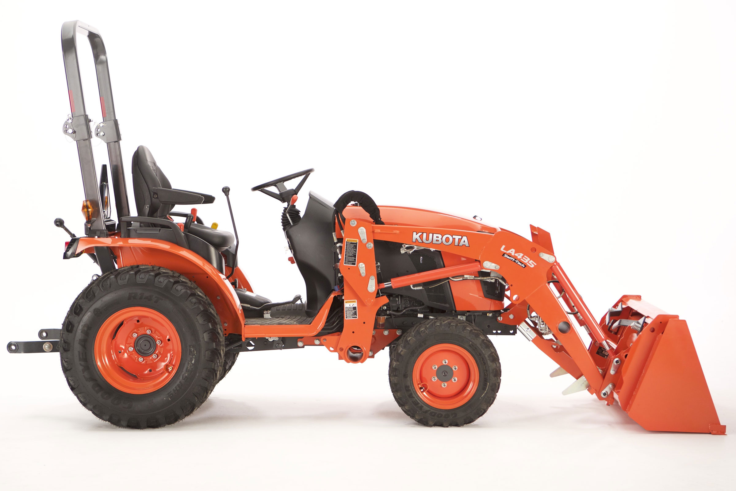 Kubota and Titan form exclusivity agreement for Goodyear® R14 crossover tire