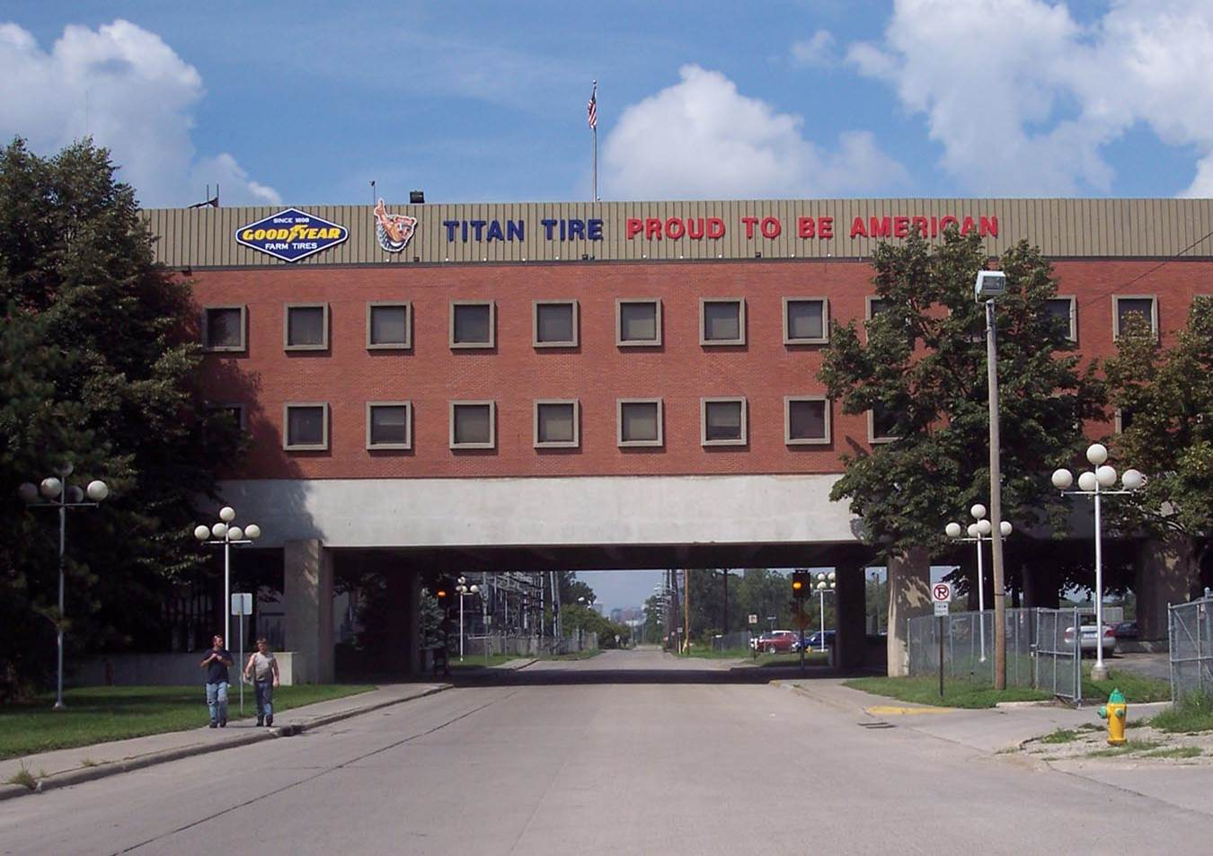 Titan International Tires Headquarters