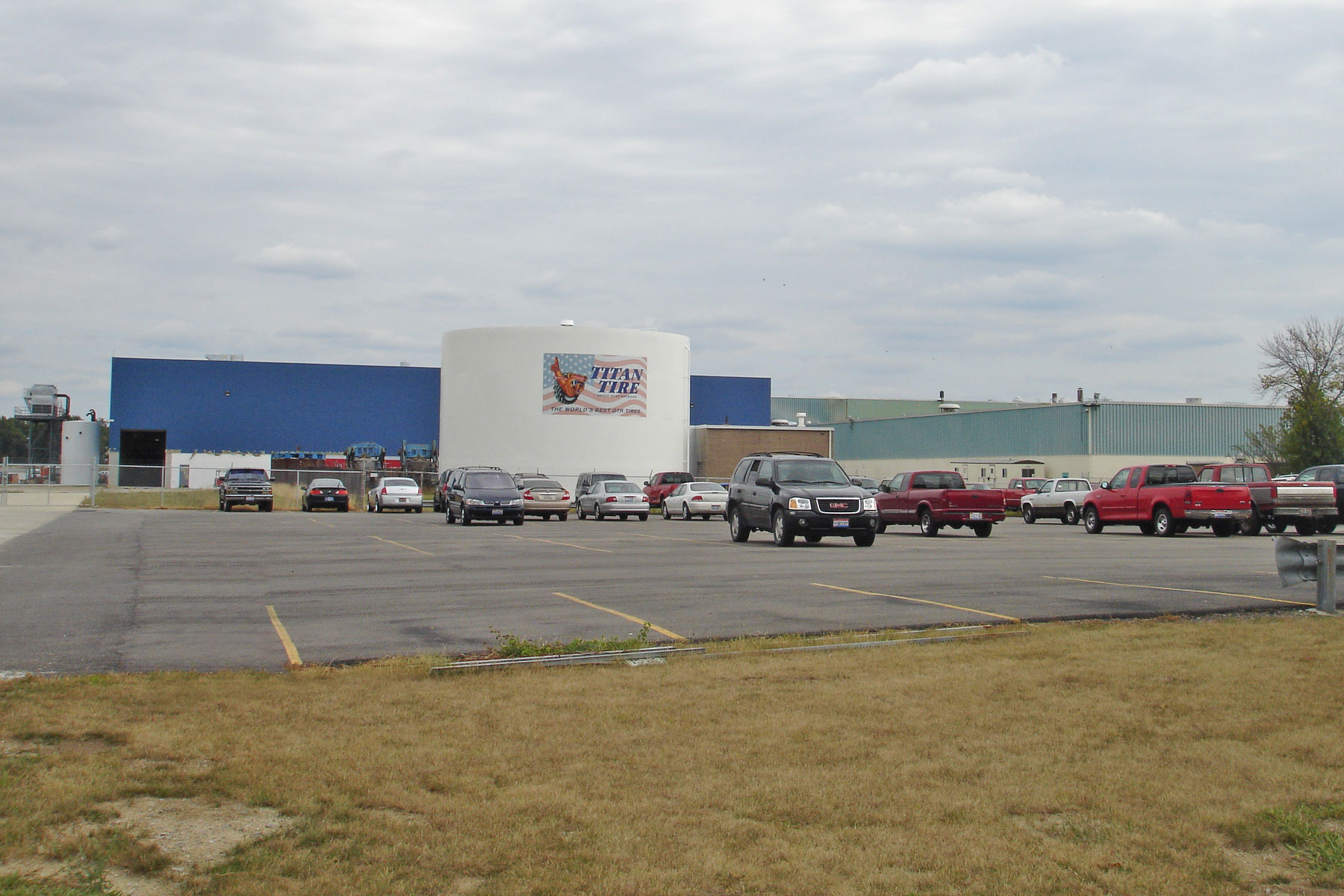 Bryan Ohio Tire Manufacturing Facility