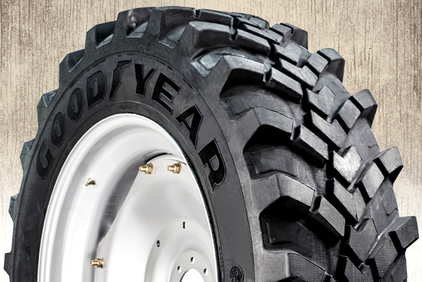 Goodyear R14 Crossover Tire