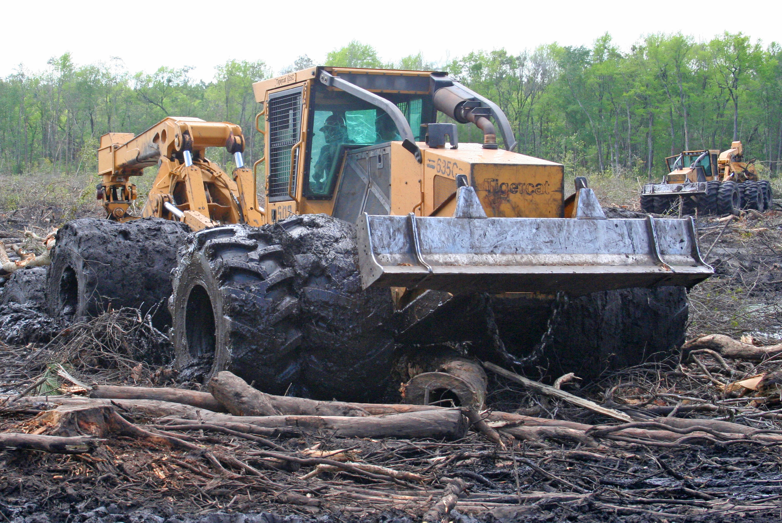 Forestry Tires - Titan International