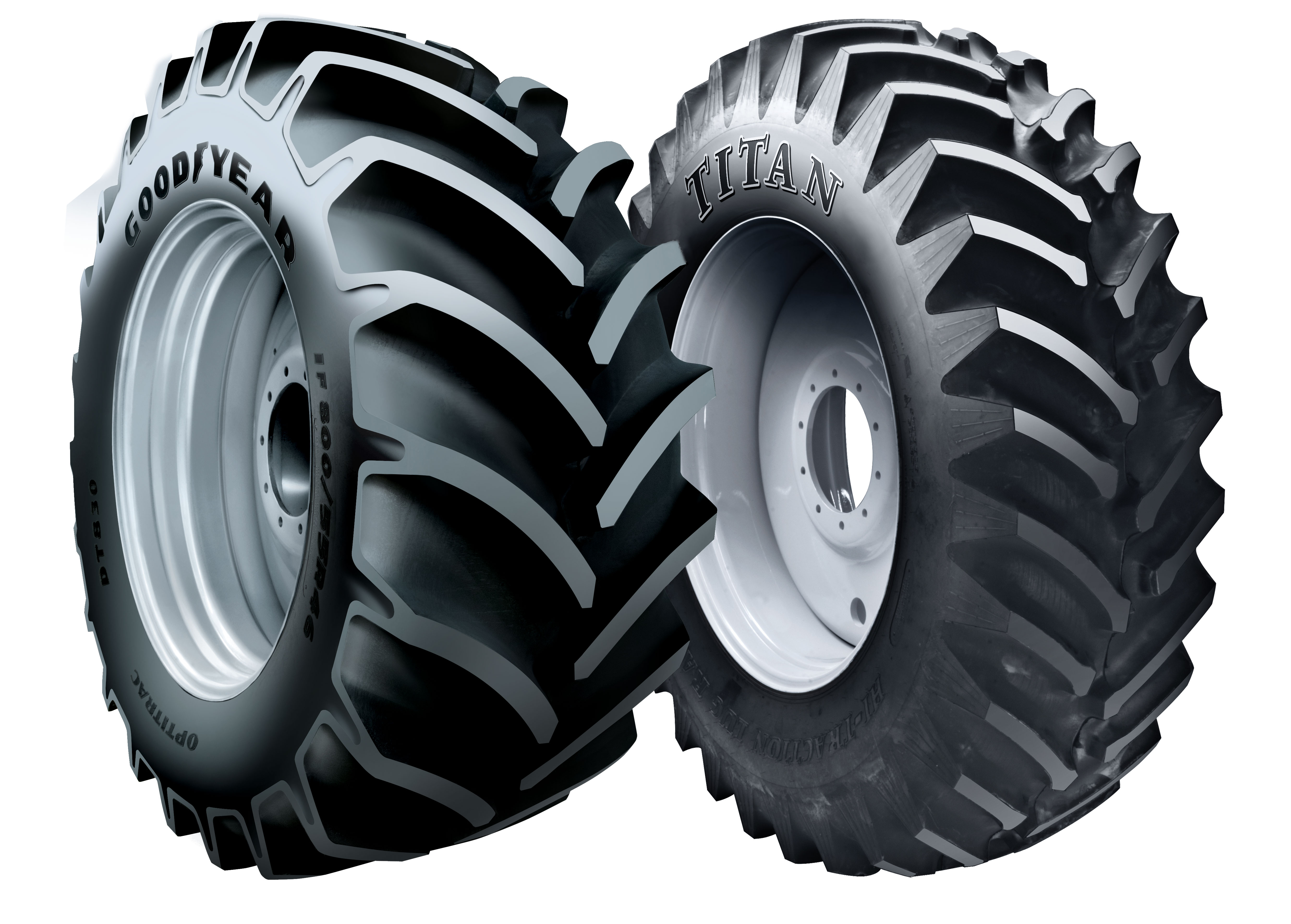 Goodyear Farm Tire and Titan Ag Tire