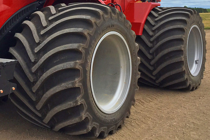 Extreme Flotation LSW Tires