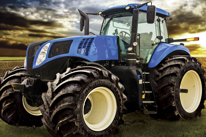 New Holland now offering Goodyear® LSW® Super Single lines