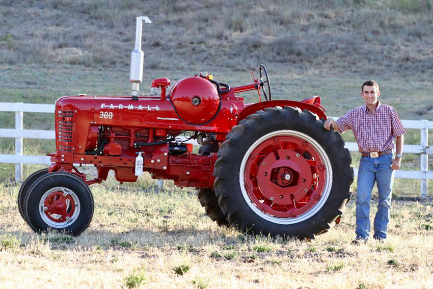 2019 Antique Tractor Restoration Program
